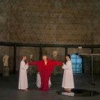 Giulio Cesare : pezzi staccati de Romeo Castellucci