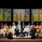 Flûte enchantée de Wolfgang Amadeus Mozart selon L'Orchestra di Piazza Vittorio