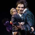 The ventriloquists convention de Gisèle Vienne