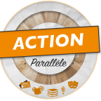 Nouveau logo Action Parallèle
