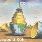 The Breakdown of Nations, de Leopold Kohr