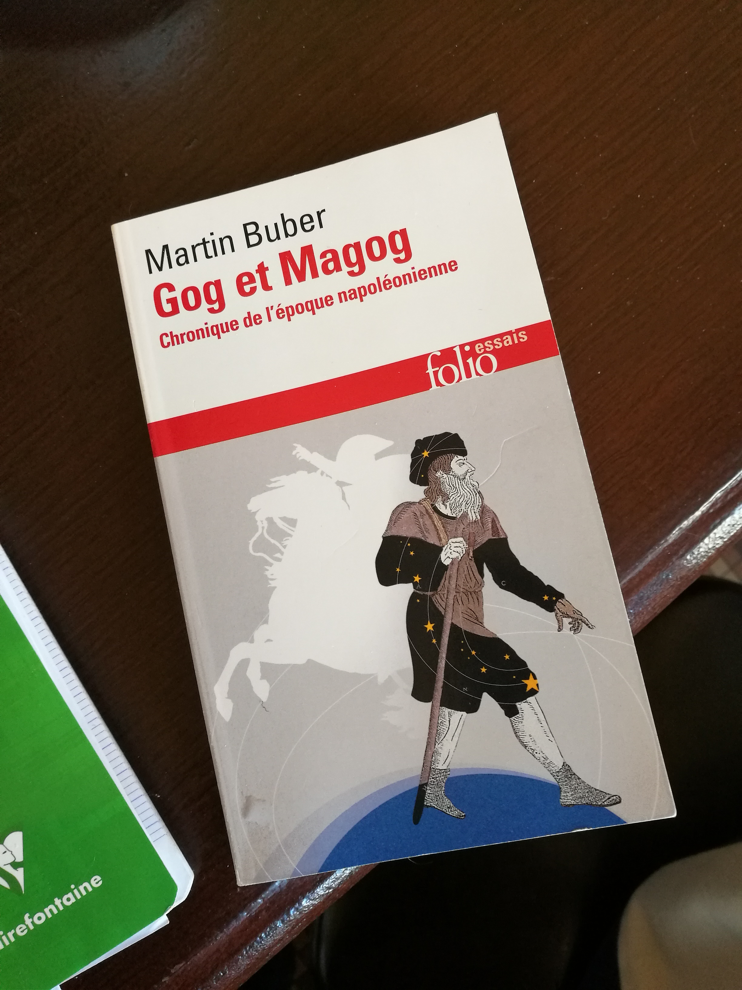 Gog et Magog, de Martin Buber